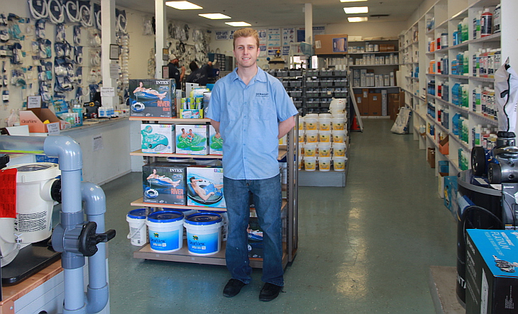 Demaray pool supply family owned and operated since 1977 for Pool builders yuba city ca